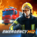 EMERGENCY HQ – firefighter rescue strategy game