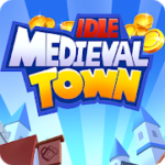 Idle Medieval Town – Tycoon, Clicker, Medieval