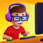 Idle Streamer – Tuber game. Get followers tycoon