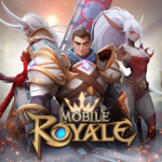 Mobile Royale MMORPG – Build a Strategy for Battle