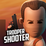 Trooper Shooter: Critical Assault FPS